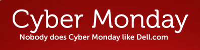 Dell Cyber Monday Deals