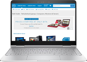 Dell outlet discount coupons