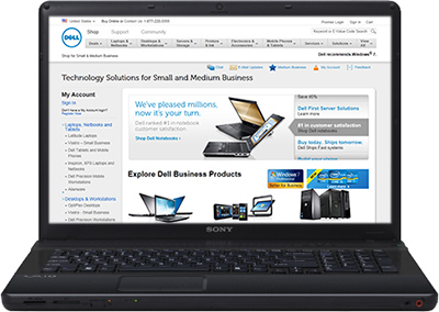 Discounts and coupons dell