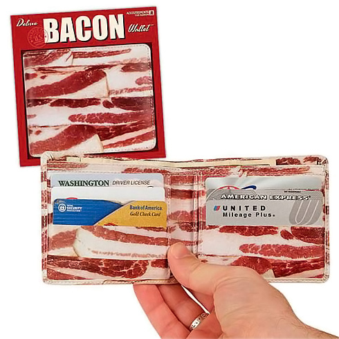 Deluxe Bacon Wallet