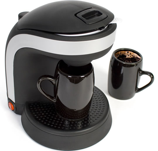 Desktop Coffee Maker