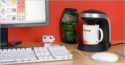 Desktop Coffee Maker