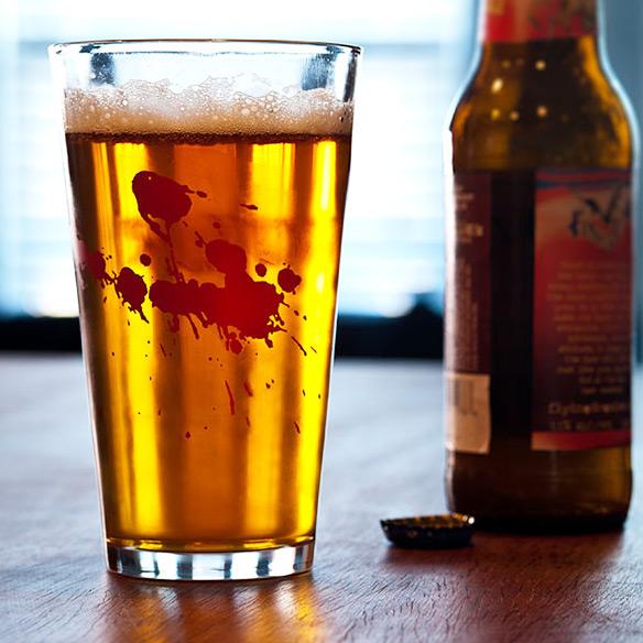 Dexter Beer Glass