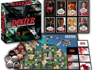Dexter Board Game