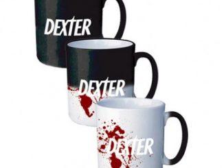 Dexter Heat Changing Mug