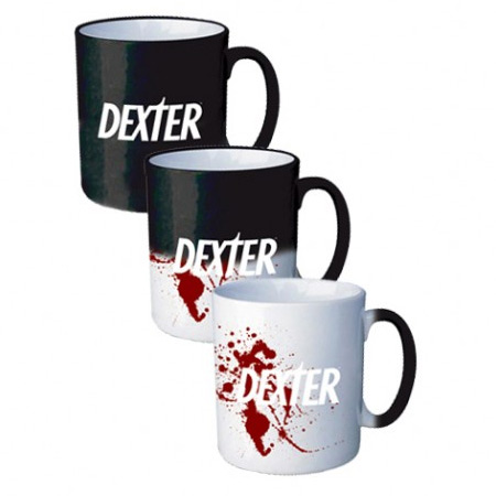 Dexter Heat Changing Mug