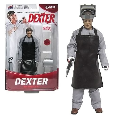 Dexter Kill Apron Action Figure