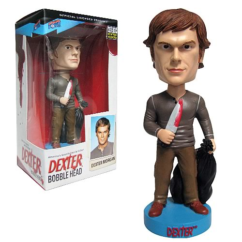 Dexter Kill Outfit Bobblehead