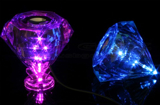 Diamond USB Speakers