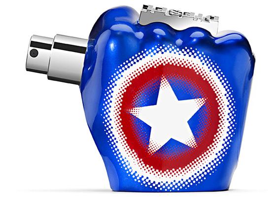 Only The Brave Captain America Diesel Fragrance