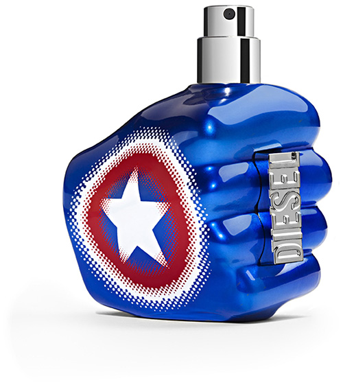 Diesel Only The Brave Captain America Limited Edition