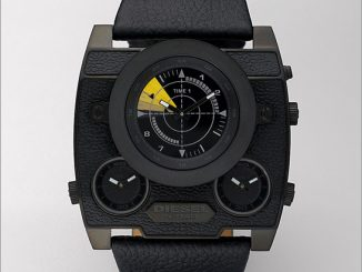 Diesel Watch: Black Out SBA
