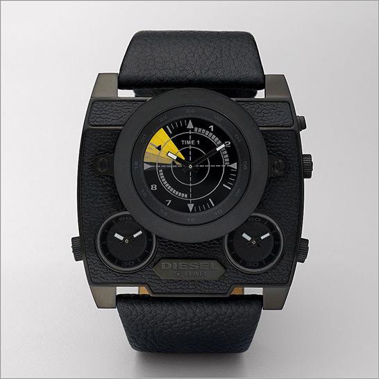 Diesel Watch: Black Out SBA