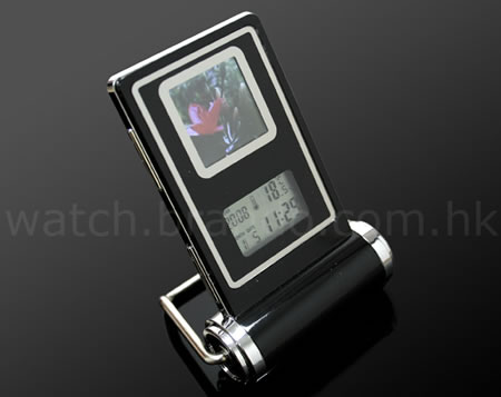 Digital Photo Display Clock