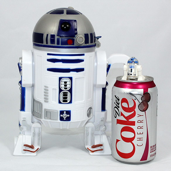 Disneyland R2-D2 Drink Cup