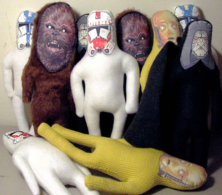 Star Wars Dolls