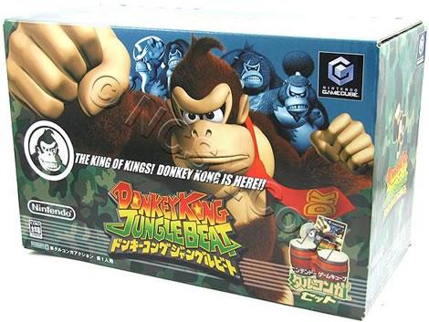 Donkey Kong Jungle Beat + Taru Konga