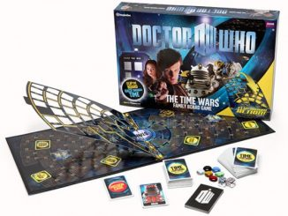 doctor who time wars board game