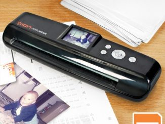 Ion DocuScan Scanner