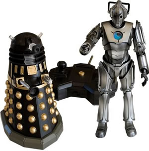 Doctor Who R/C Dalek Battle Pack