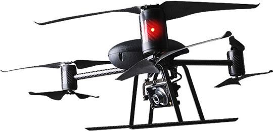 Draganflyer X6