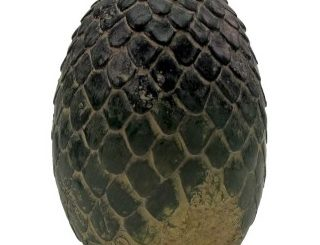 Game of Thrones Dragon Egg Paperweight