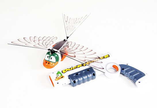 Duck Hunt Indoor Flying Hunting Toy