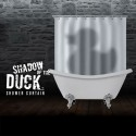 Duck Shadow Shower Curtain