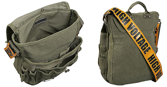Ducti Messenger Bags