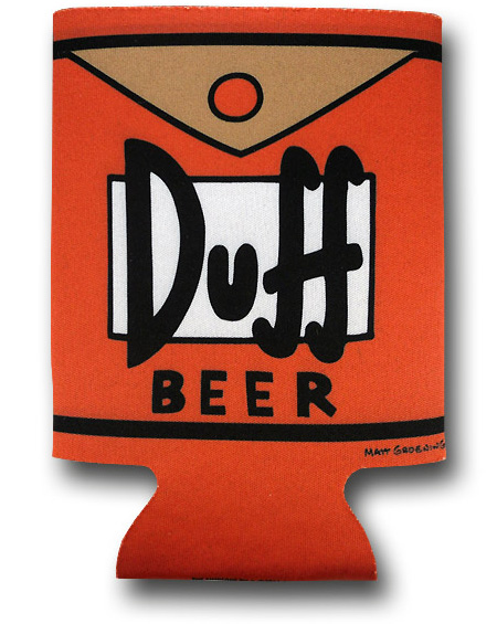 Duff Beer Cooler