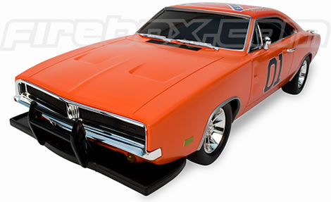 The Dukes of Hazzard R/C Car