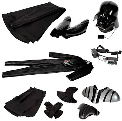 Supreme Edition Darth Vader Costume
