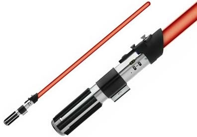 Darth Vader Collectible Lightsaber