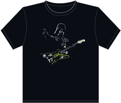 Metal Vader T-shirt