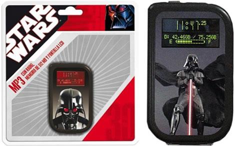 Star Wars MP3 Player