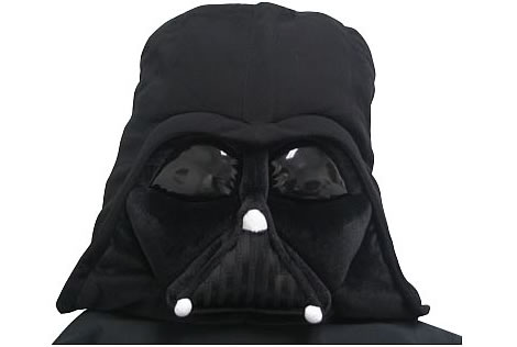 Star Wars Darth Vader Convertible Pillow