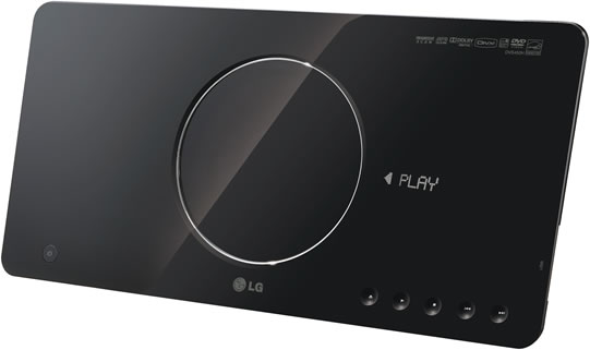 DVS450H LG Electronics DVD Player