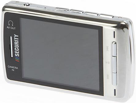 Bluetooth Earphone Spycam with 2GB LCD Display