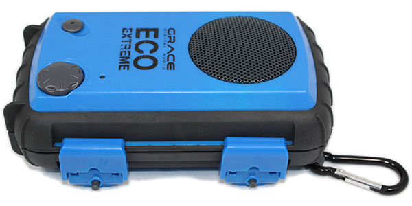 Eco Extreme Waterproof iPhone Speaker Case