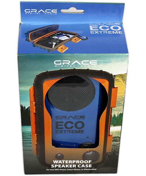 Eco Extreme Waterproof Speaker Case Box