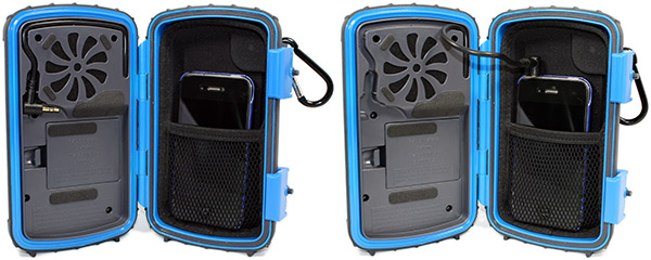 EcoExtreme All Terrain iPhone Speaker Case