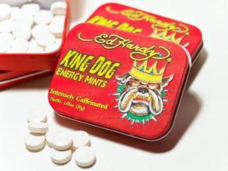 Ed Hardy King Dog Energy Mints