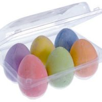 Egg-shaped Chalk