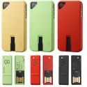 ego iPhone Case with Removable USB Drive