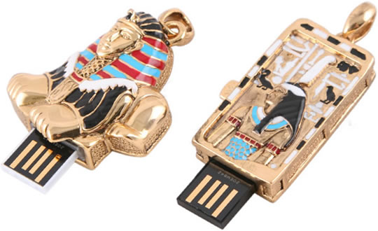 Ancient Egypt USB Drives