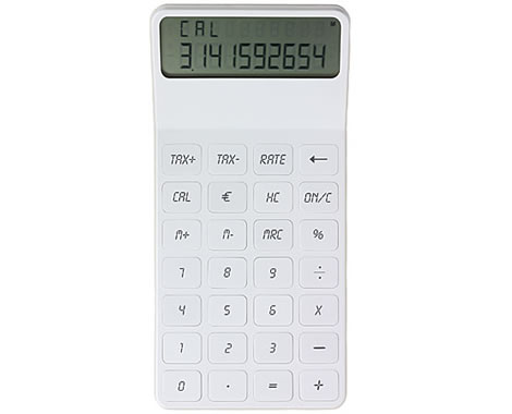 Ela Desktop Calculator