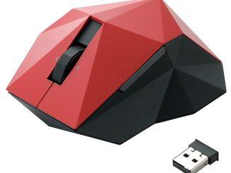 Elecom Nendo Orime Laser Mouse