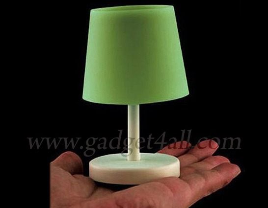 Electricity-Free Lamp
