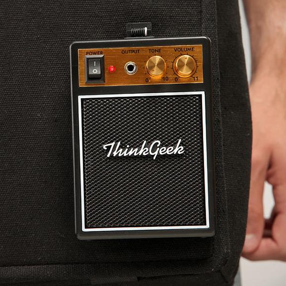 Electronic Guitar Amp