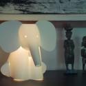 Elefante Elephant Lamp